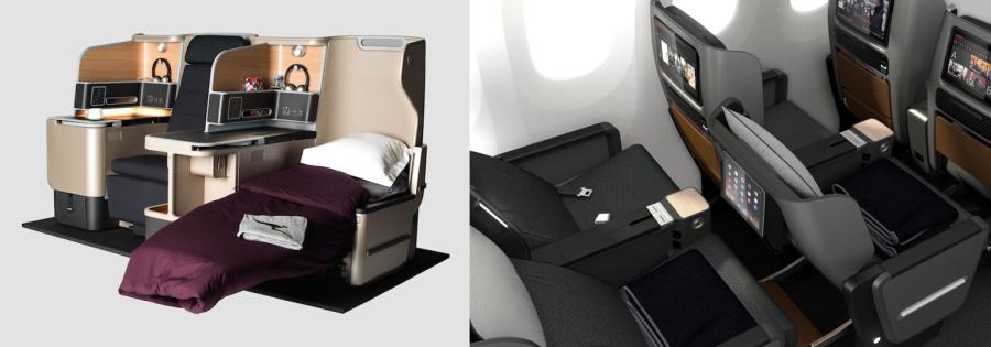 Qantas Premium B787